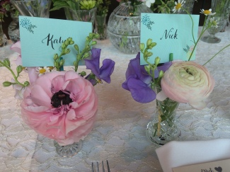 Individual place settings